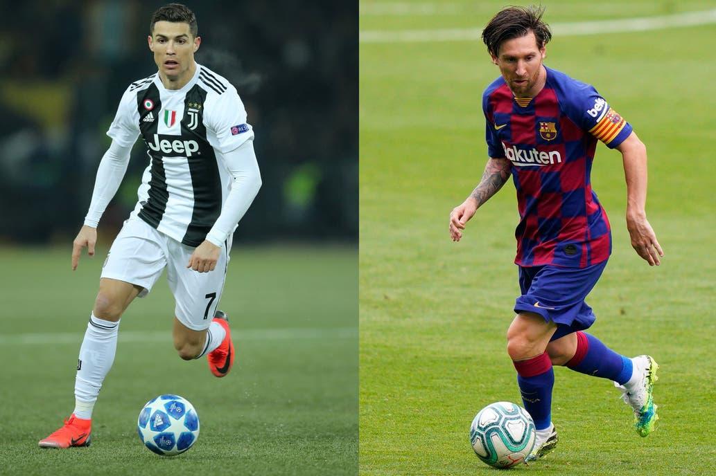 Lionel Messi vs. Cristiano Ronaldo: cómo quedó el ...